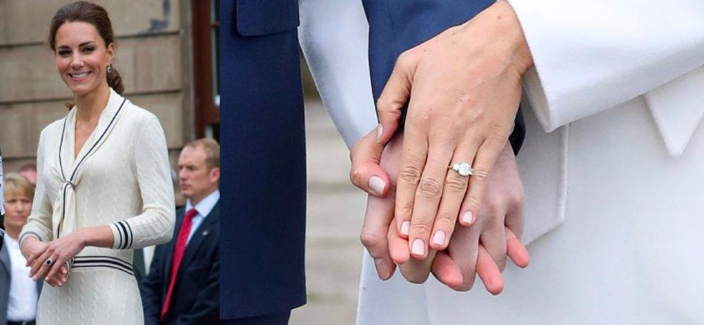 Kate Middleton manicure