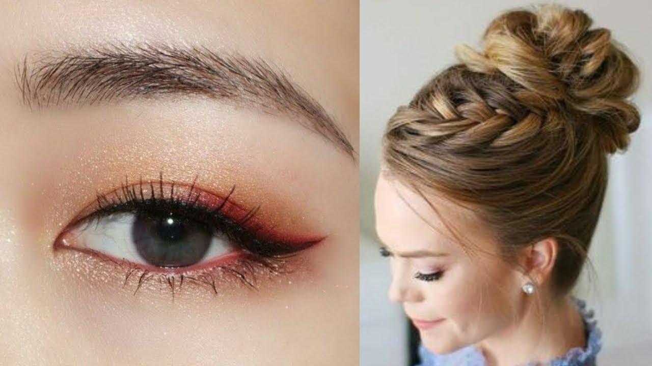 Teenager makeup