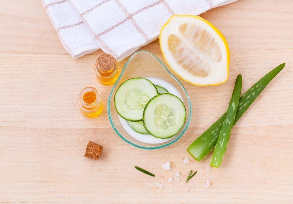 Skincare siero viso