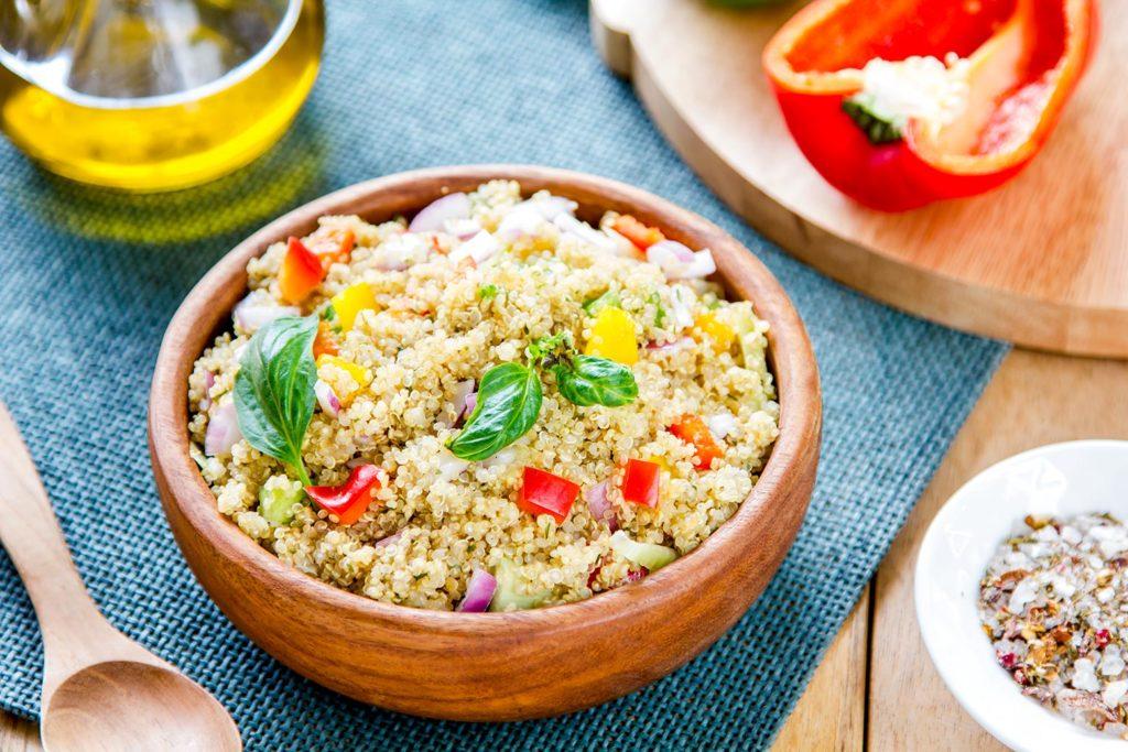 Piatti alla quinoa