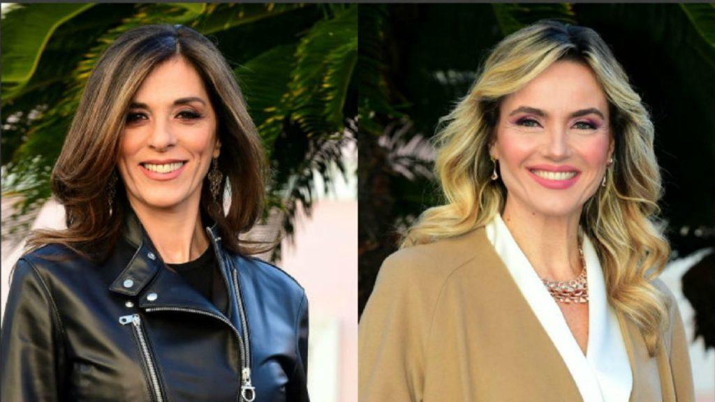 Emma d'Aquino e Laura Chimenti Sanremo 2020