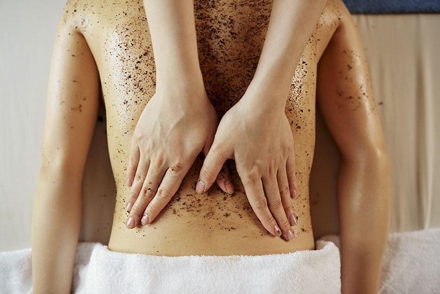 scrub corpo