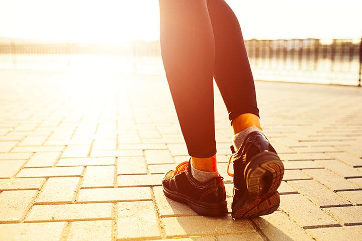 piedi veloci e sani