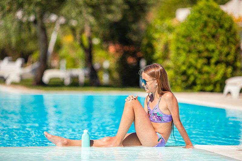 crema protettiva piscina