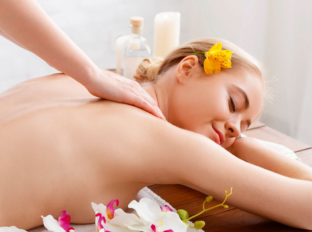 Massaggio hawaiano