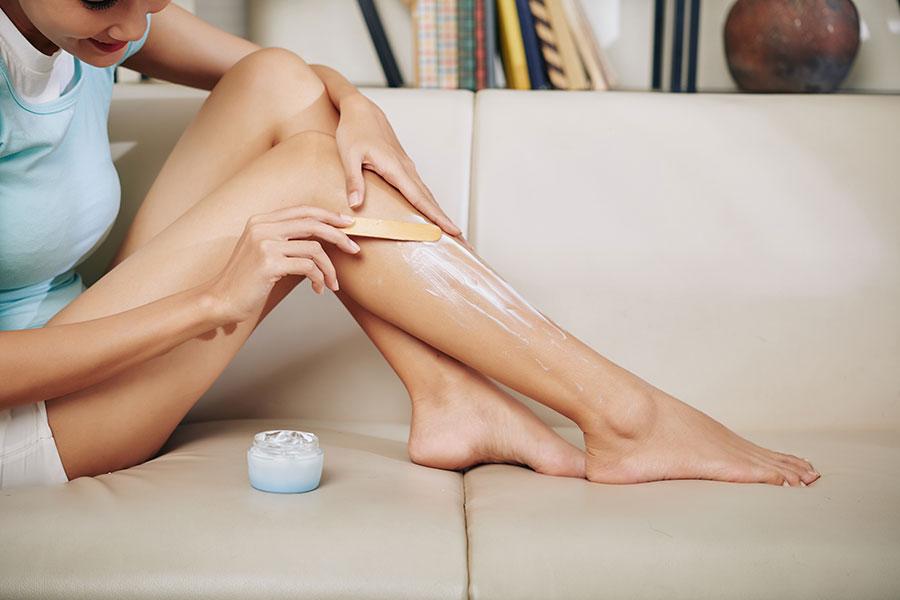 Crema gambe