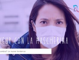 Make up mascherina