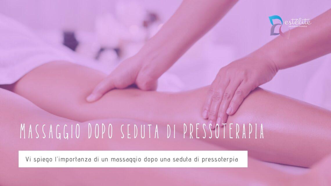 massaggio pressoterpia
